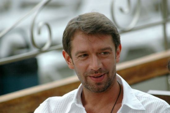СБУ спростувала слова режисера про заборону Машкову їхати в Україну
