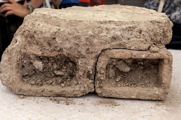 У Римі під час будівництва метро знайшли будинок періоду Помпеї