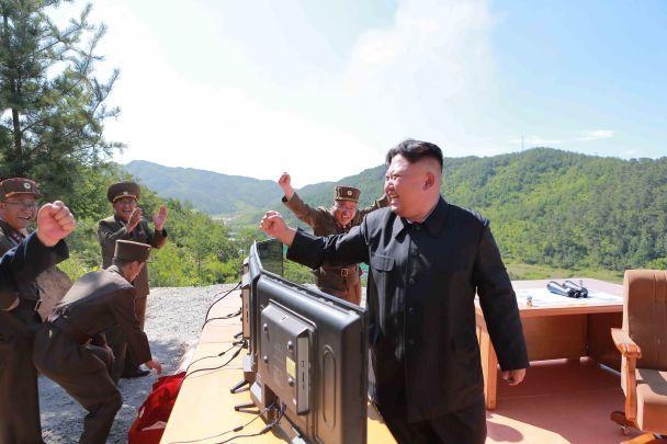 КНДР провела ракетне випробування перед самітом G20