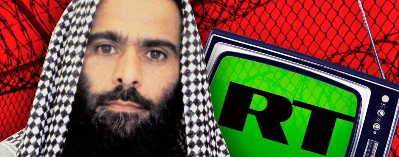 В'язнів табору Ґуантанамо катують новинами від Russia Today – ЗМІ