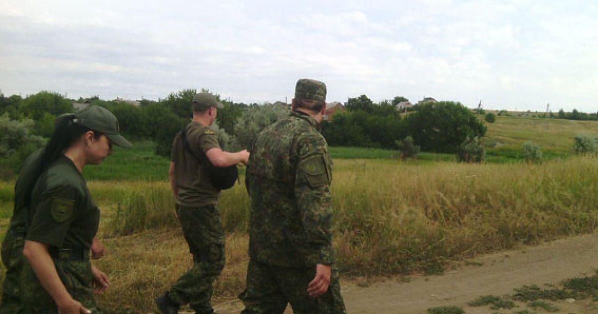@ ГУ НП в Донецькій області