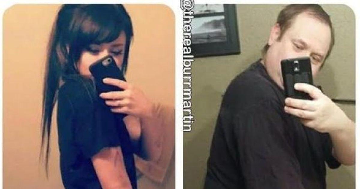 Мартин говорит, что сначала был шокирован провокационными фото дочери. @ instagram.com/therealburrmartin