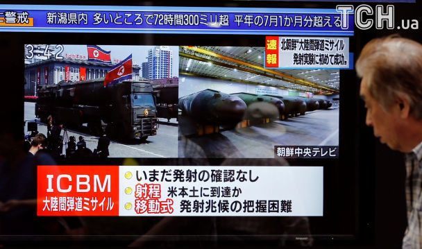 КНДР заявила об успешном испытании ракеты, которая может долететь до любой точки мира