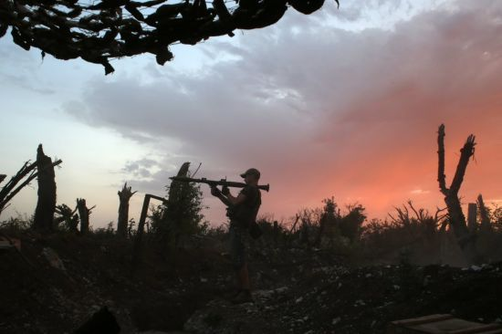 Військові констатують поліпшення та поступову стабілізацію на Донбасі. Хроніка АТО
