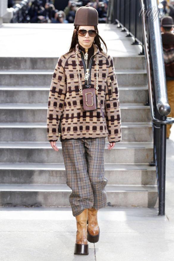Коллекция Marc Jacobs прет-а-порте сезона осень-зима 2017-2018_21
