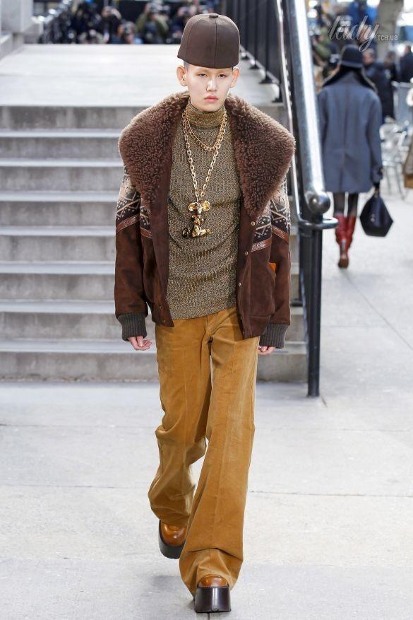 Коллекция Marc Jacobs прет-а-порте сезона осень-зима 2017-2018_20