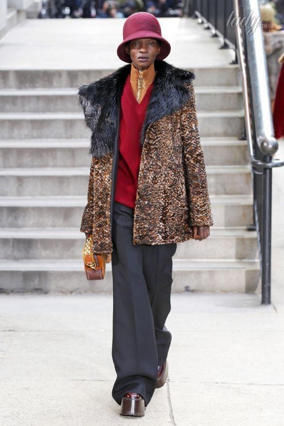 Коллекция Marc Jacobs прет-а-порте сезона осень-зима 2017-2018_33