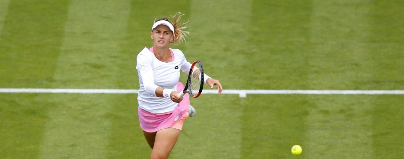 Цуренко у 3-годинному протистоянні вийшла до другого кола Wimbledon