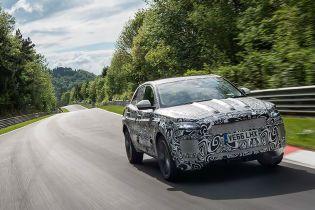 Jaguar опубликовал видео испытаний нового компактного кроссовера