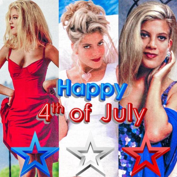 Звезды отпраздновали День независимости США_8