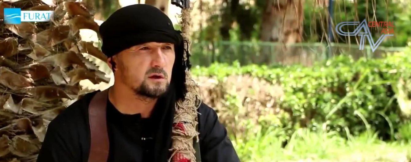 """У Таджикистані вбили рідних колишнього командира """"ОМОНу"""", який став ісламським терористом"""