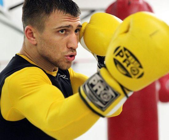 Ломаченко показав фантастичну швидкість рук