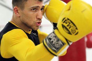 Ломаченко провів боксерську розминку на скейті