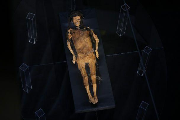 Ученые воссоздали образ Клеопатры Латинской Америки