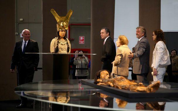 Учені відтворили образ Клеопатри Латинської Америки
