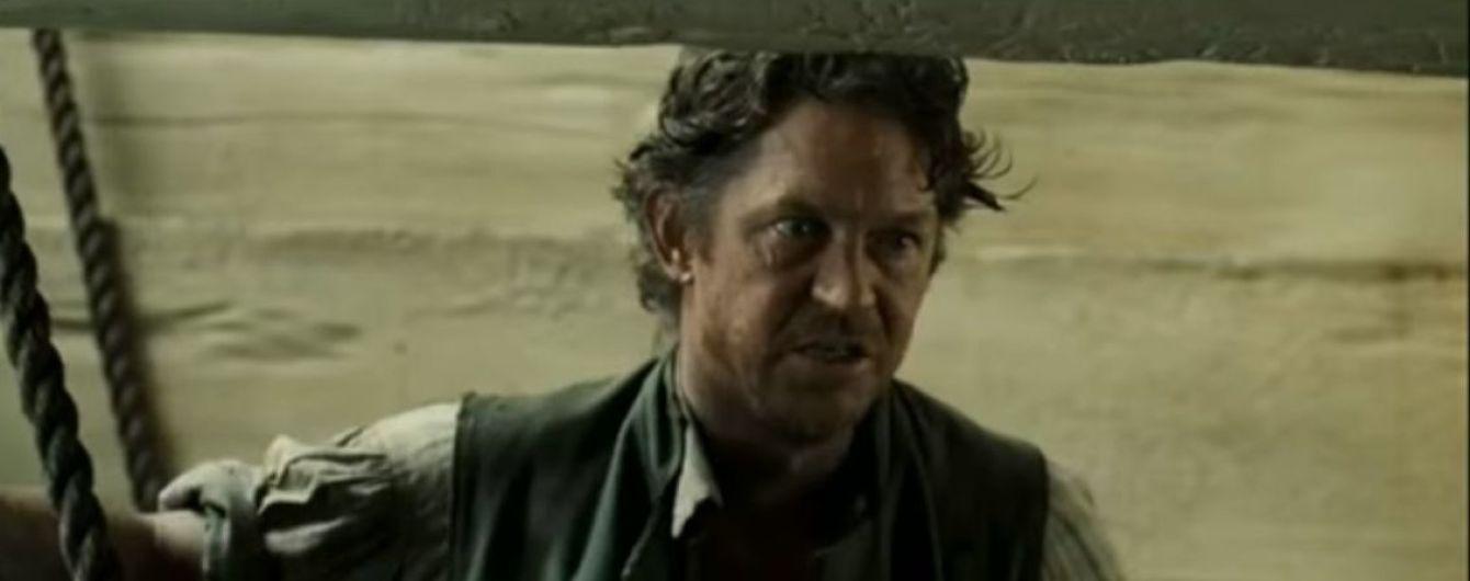 """Я их не пощажу: актер из """"Пиратов Карибского моря"""" отправился воевать с террористами в Сирии"""