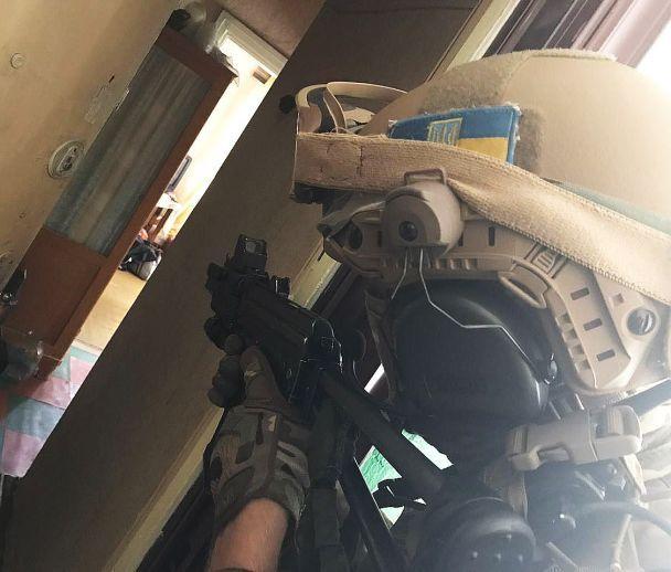 """У Дніпрі силовики затримали снайпера """"ДНР"""""""