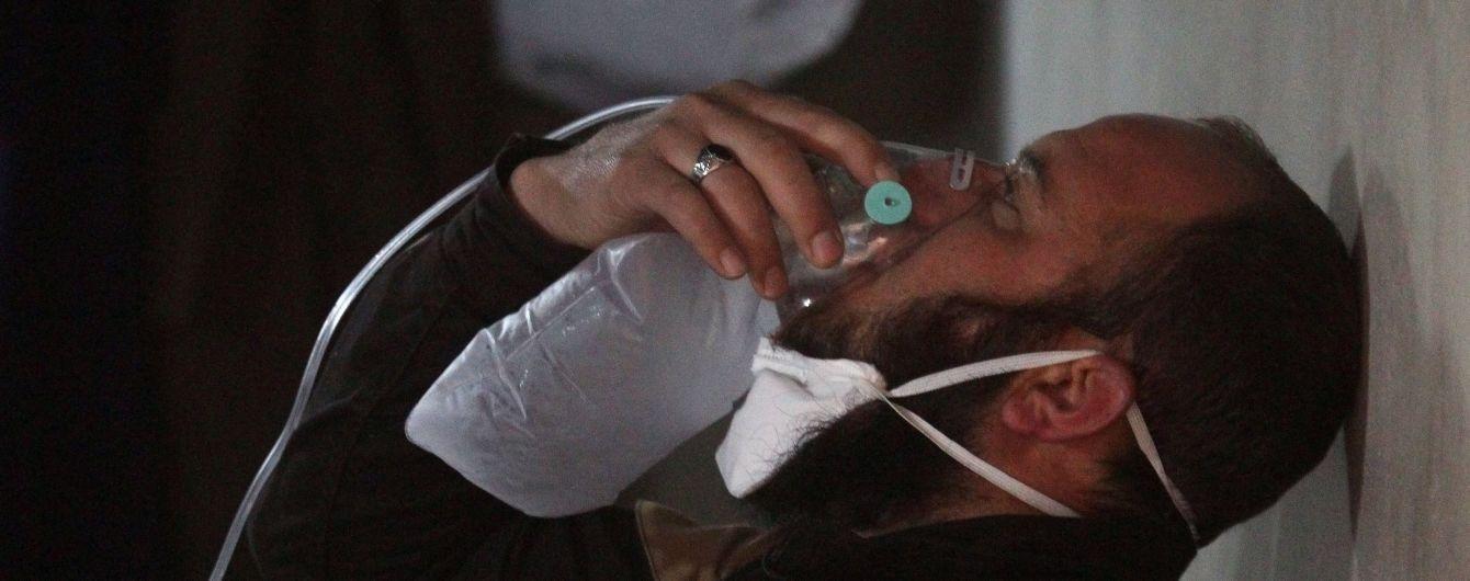 Россия признала, что в химической атаке на сирийский Идлиб использовался запрещенный зарин
