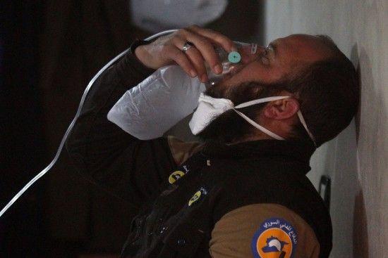 Росія визнала, що у хімічній атаці на сирійський Ідліб використовувався заборонений зарин
