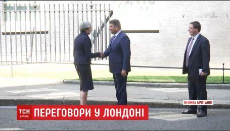 Україна та Велика Британія можуть створити зону вільної торгівлі