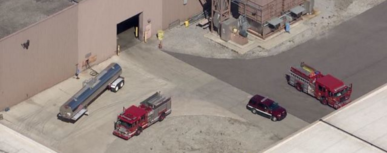 На заводе General Motors в США прогремел взрыв, есть пострадавшие