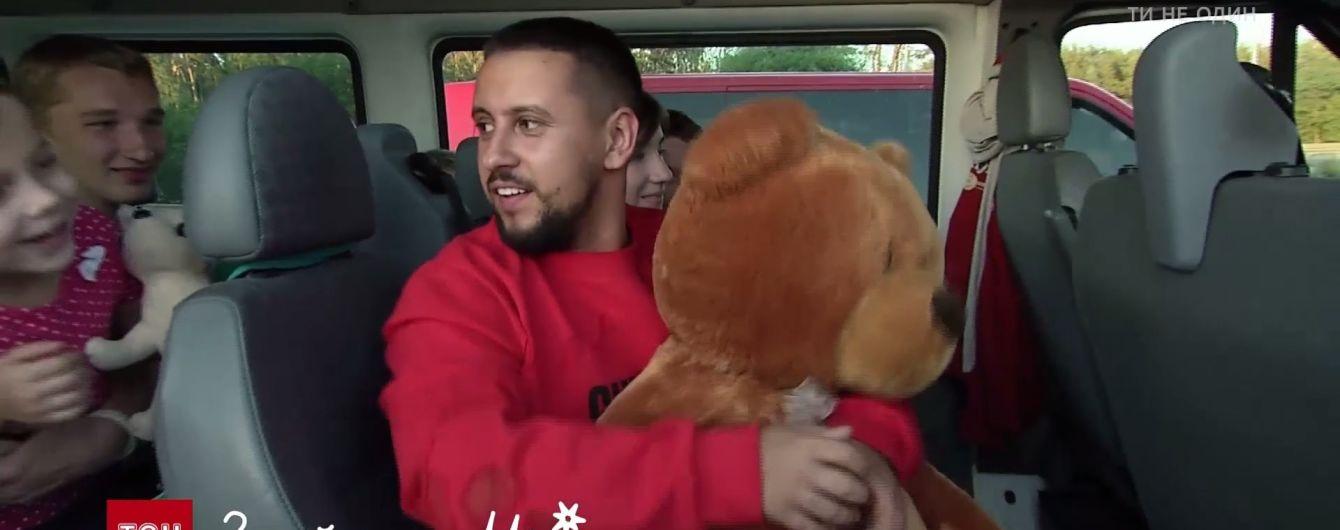 MONATIK с медведем и Киев с воздушного шара: ТСН осуществила заветную мечту удивительной украинской девушки