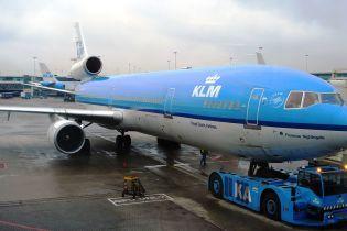 Рейс нидерландской авиакомпании до Киева развернули в воздухе и отправили в Амстердам - СМИ
