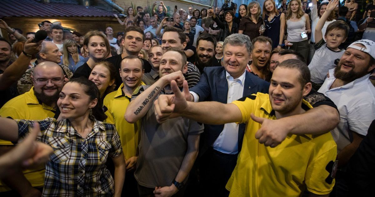 @ twitter/Петро Порошенко
