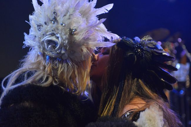 Могилевська Білик поцілунок