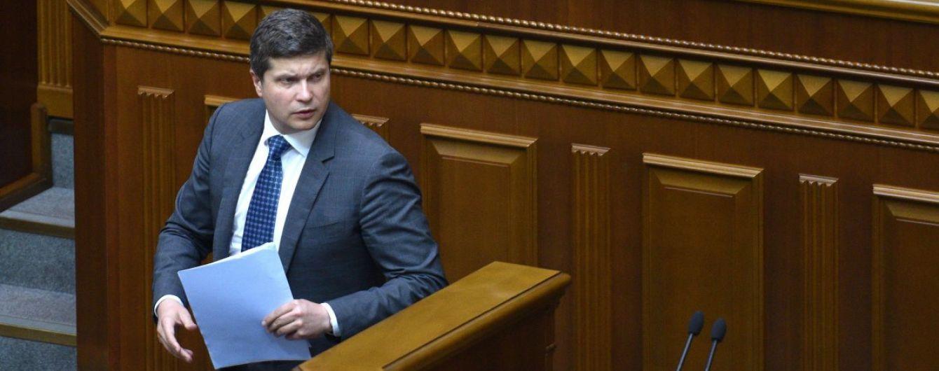 Нардепа Ризаненко лишили прав за вождение в нетрезвом состоянии