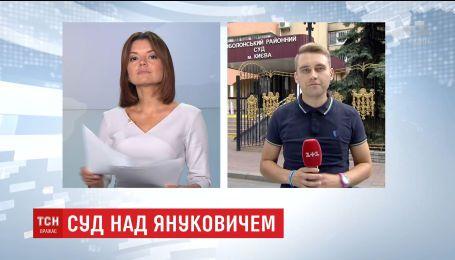 Исхудавший Янукович записал видеообращение к украинским прокурорам