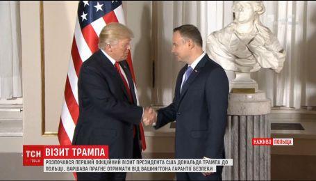 """Америка будет поставлять системы противоракетной обороны """"Патриот"""" в Польшу"""