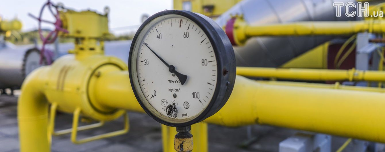 Россия поставляет рекордные объемы газа в Европу по территории Украины