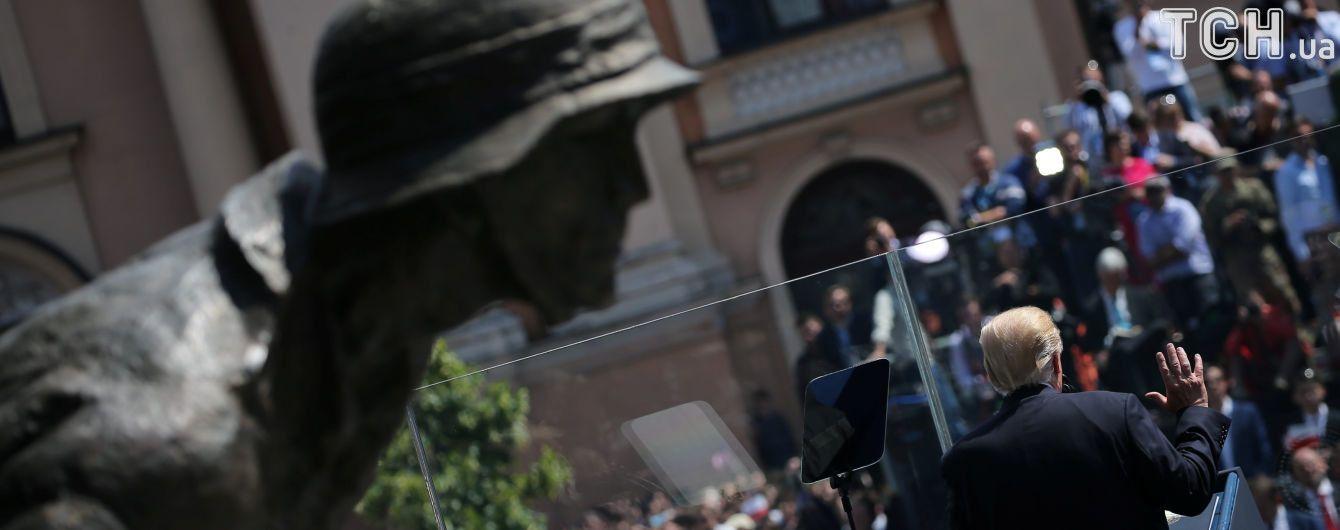 Перед встречей с Путиным Трамп заговорил о войне между супердержавами
