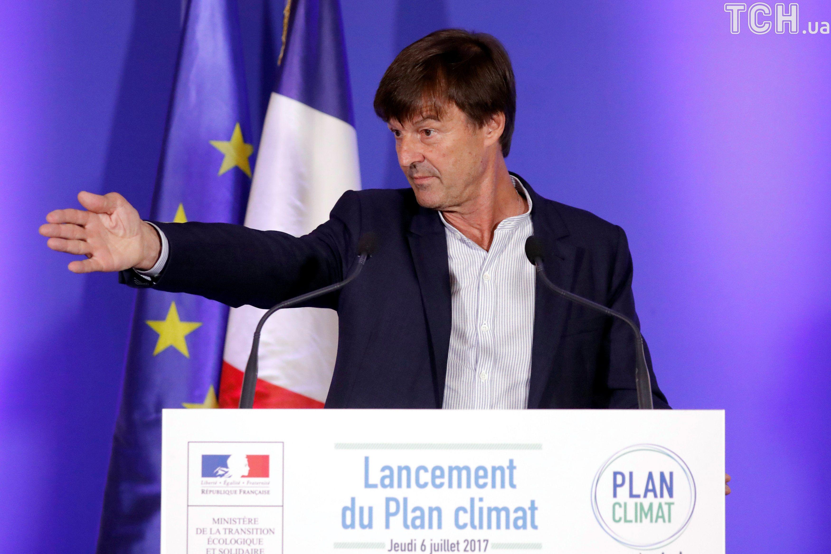 Франция желает  отказаться отбензиновых и дизельных моторов