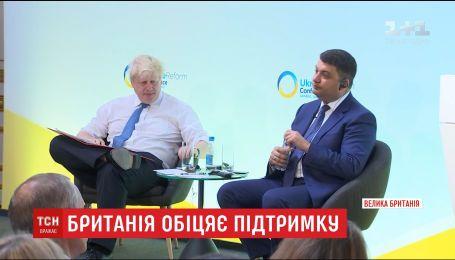 Британія не відступить від позиції продовження санкцій проти Росії