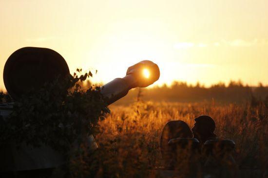 Доба на Донбасі минула без втрат - штаб АТО