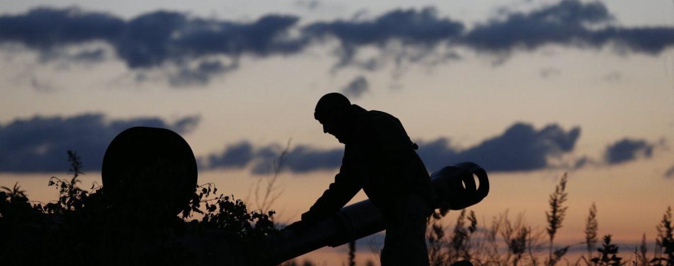 Возле Станицы Луганской погиб украинский военный