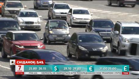 С осени в Украине будут выдавать водительские права европейского образца