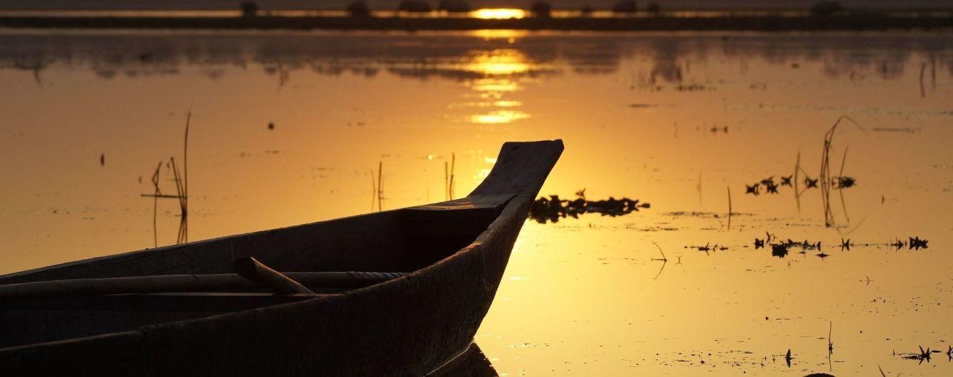 В Одесской области утонули три девушки во время ночной прогулки на лодке