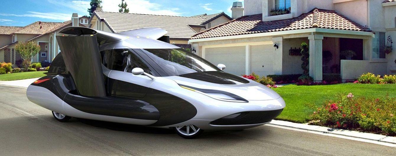 Geely займется разработкой летающих автомобилей