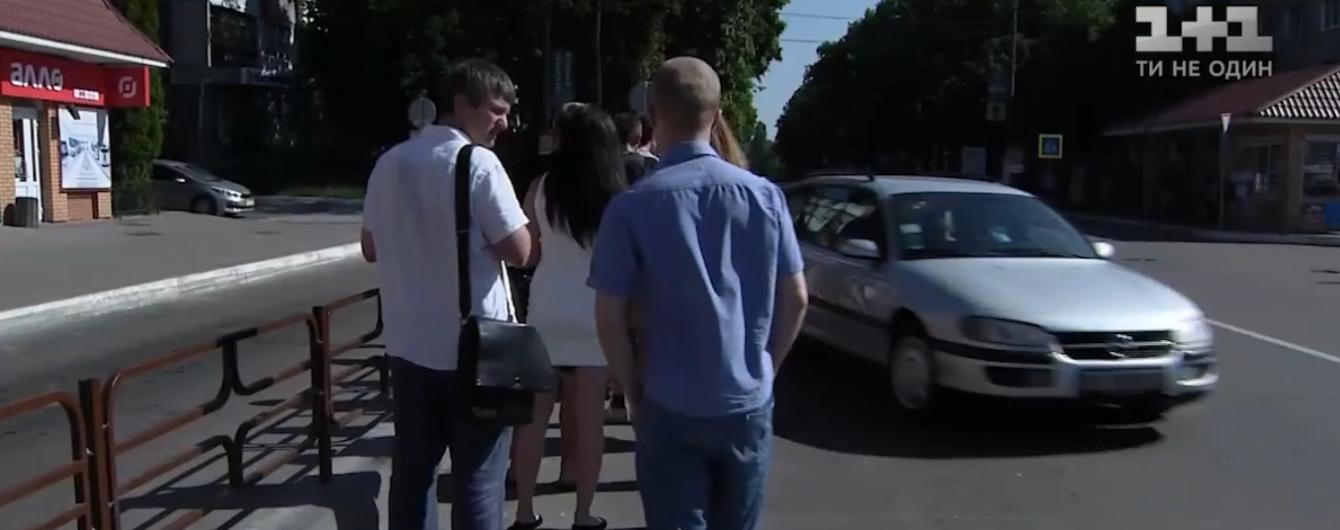 """На Киевщине маршрутчики жалуются на большие убытки из-за """"грачей"""""""