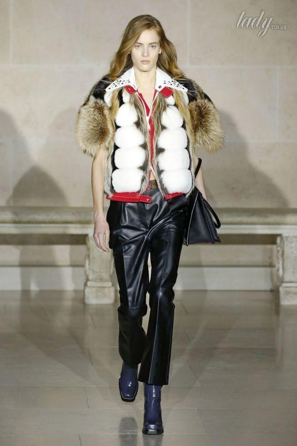 Коллекция Louis Vuitton прет-а-порте сезона осень-зима 2017-2018_2