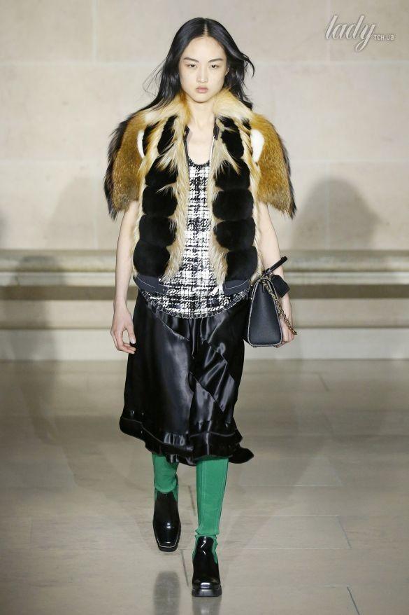 Коллекция Louis Vuitton прет-а-порте сезона осень-зима 2017-2018_11