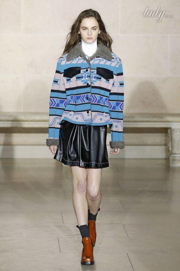 Коллекция Louis Vuitton прет-а-порте сезона осень-зима 2017-2018_17