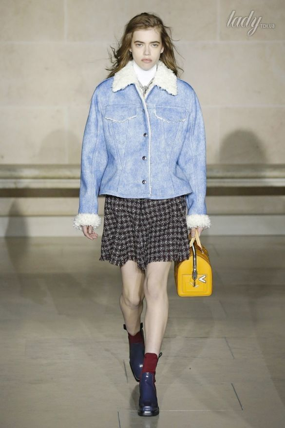 Коллекция Louis Vuitton прет-а-порте сезона осень-зима 2017-2018_14