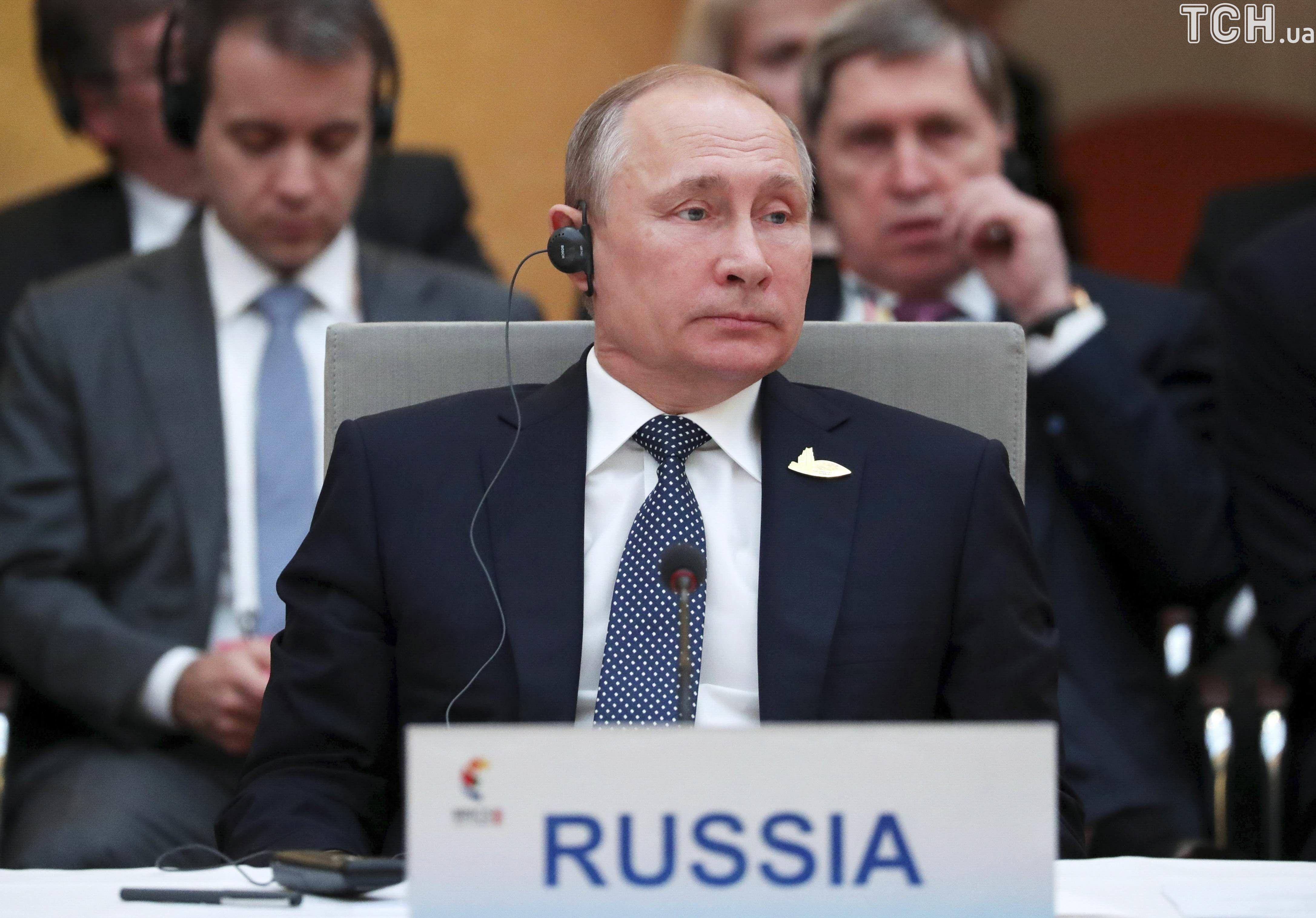 После встречи сПутиным Тиллерсон летит напереговоры в Украинское государство