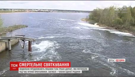На Одещині під час нічної прогулянки на човні втонули три дівчини