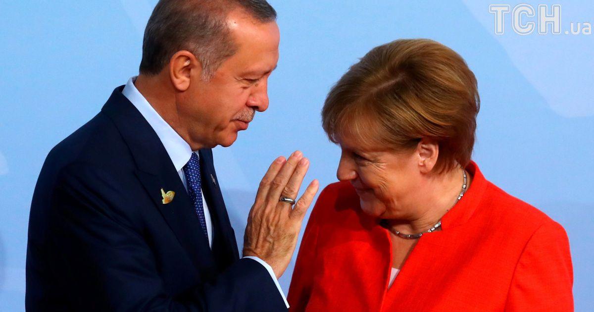 Президент Турции Тайип Эрдоган @ Reuters