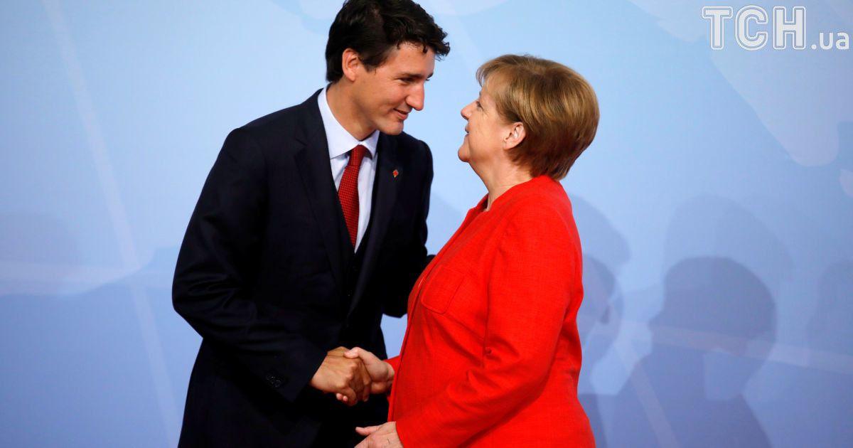 Премьер-министр Канады Джастин Трюдо @ Reuters
